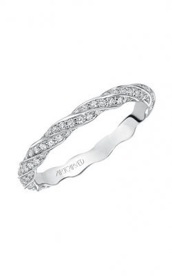 ArtCarved Contemporary Wedding band 33-V11C4W65-L product image