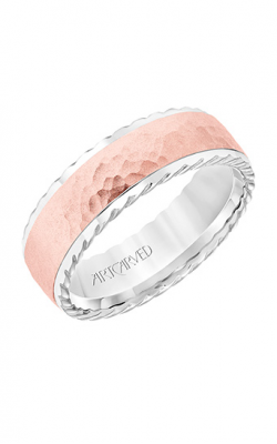 ArtCarved Wedding Band Engraved 11-WV8727WR7-G product image