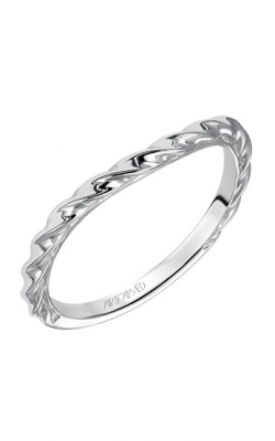 ArtCarved Contemporary Wedding band 31-V462W-L product image