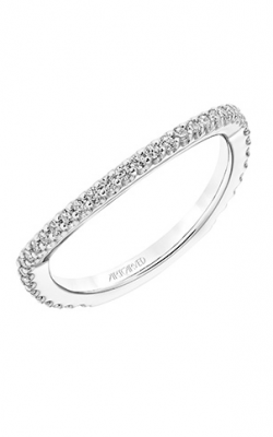 ArtCarved Contemporary Wedding band 31-V701W-L product image