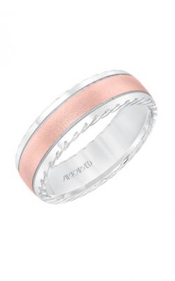 ArtCarved Engraved Wedding band 11-WV8642WR7-G product image
