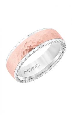 ArtCarved Engraved Wedding band 11-WV8727WR7-G product image