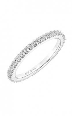 ArtCarved Contemporary Wedding band 31-V752W-L product image