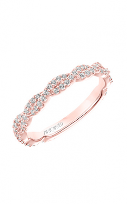 ArtCarved Contemporary Wedding band 31-V767RR-L product image