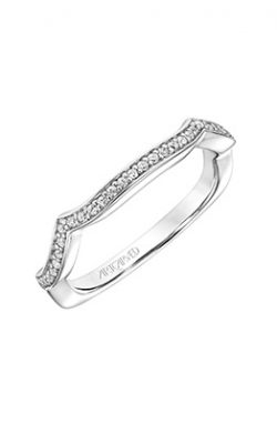 ArtCarved Contemporary Wedding band 31-V771W-L product image