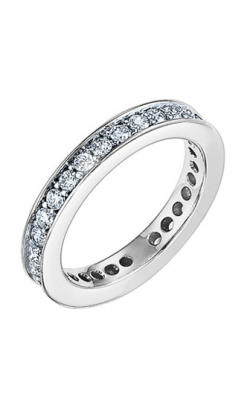 ArtCarved Classic Wedding Band 33-V70D4W65-L product image