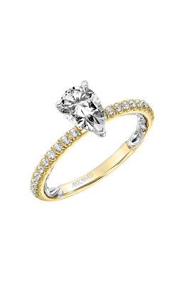 Artcarved Renee Lyric Engagement Ring 31-V910EPYW-E product image