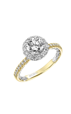 Artcarved Winifred Engagement Ring 31-V925ERYW-E product image