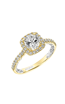 Artcarved Mellie Engagement Ring 31-V934ERYW-E product image