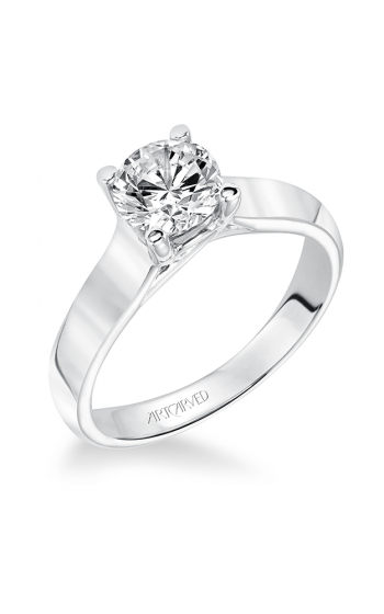 ArtCarved Classic Engagement ring 31-V221ERW-E product image