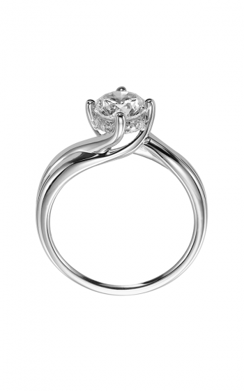 ArtCarved Contemporary Engagement ring 31-V303ERW-E product image