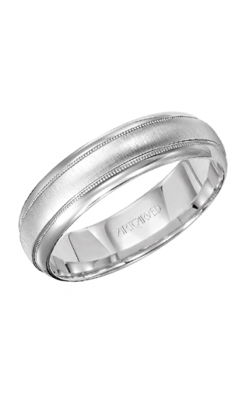 ArtCarved Classic Wedding band 11-WV5014W-G product image