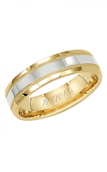 ArtCarved Classic Wedding band 11-WV5012-G product image