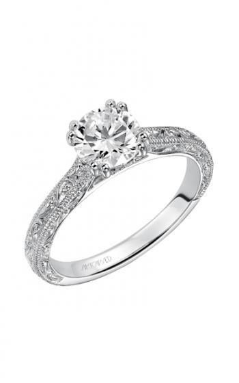 ArtCarved Vintage Engagement ring 31-V432ERW-E product image