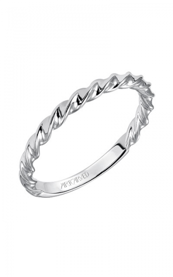 ArtCarved Contemporary Wedding band 31-V461W-L product image