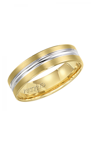ArtCarved Contemporary Wedding band 11-WV7393-G product image