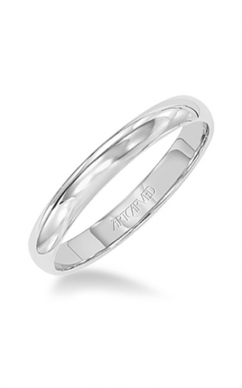 ArtCarved Classic Wedding band 11-WLDIR3PD-G product image