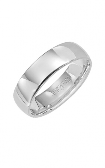 ArtCarved Classic Wedding band 11-WLDIR6PD-G product image