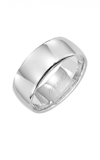 ArtCarved Classic Wedding band 11-WLDIR8PD-G product image