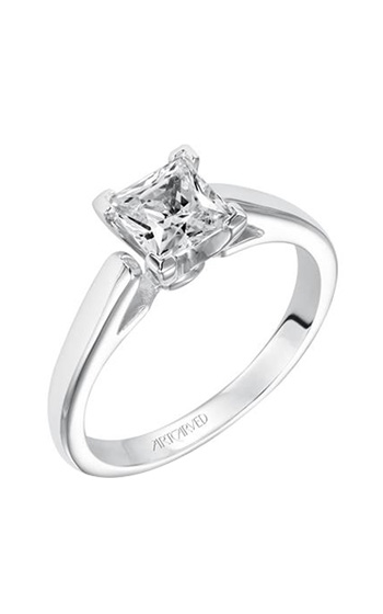 ArtCarved Classic Engagement ring 31-V120ECW-E product image