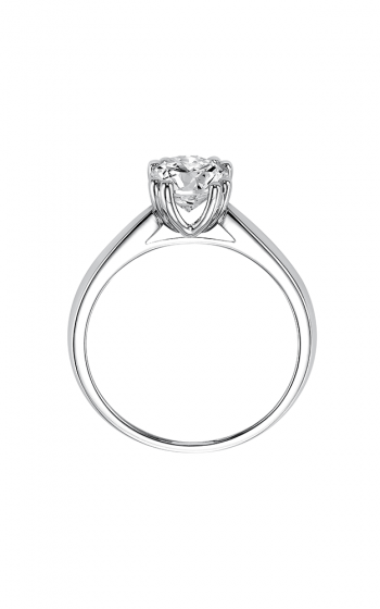 ArtCarved Classic Engagement ring 31-V154ERW-E product image