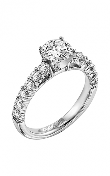 ArtCarved Classic Engagement ring 31-V240ERW-E product image