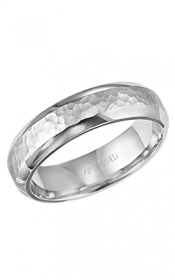 ArtCarved Classic Wedding band 11-WV7420W-G product image