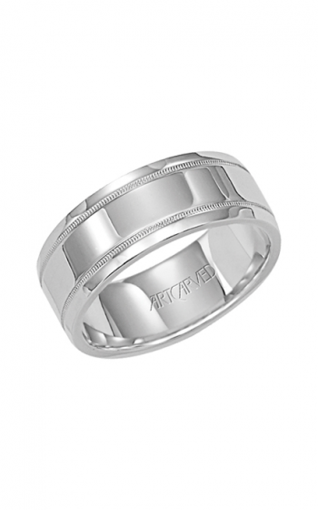 ArtCarved Classic Wedding band 11-WV5607W-G product image