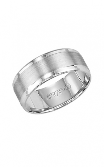 ArtCarved Classic Wedding band 11-WV7363W6-G product image