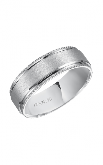ArtCarved Classic Wedding band 11-WV7463W7-G product image