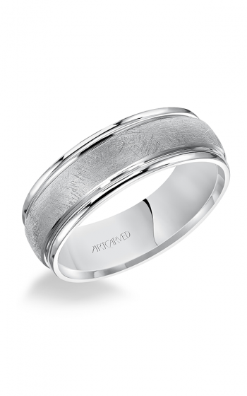 ArtCarved Classic Wedding band 1-WV7470W-G product image