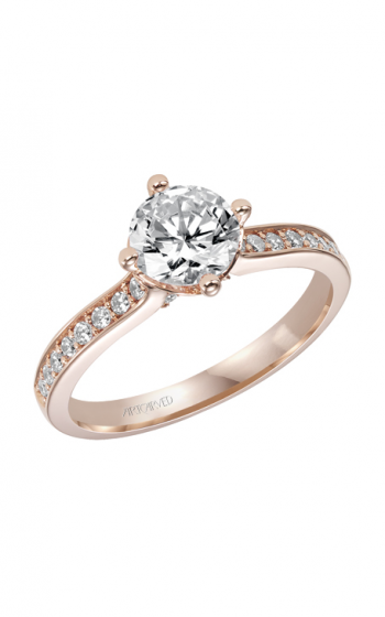ArtCarved Classic Engagement ring 31-V313ERR-E product image
