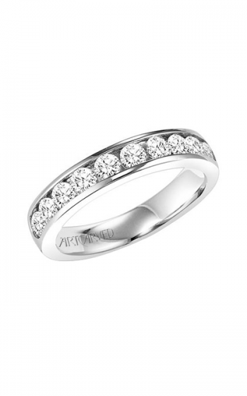ArtCarved Classic Wedding band 33-V55D4W-L product image