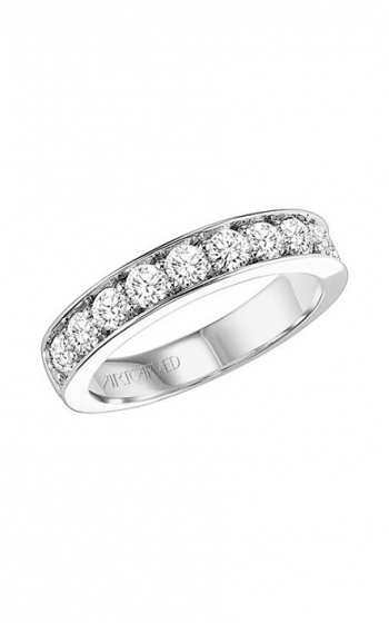 ArtCarved Contemporary Wedding band 33-V75E4W-L product image
