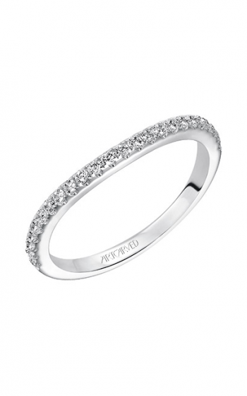 ArtCarved Classic Wedding band 31-V506HRW-L product image