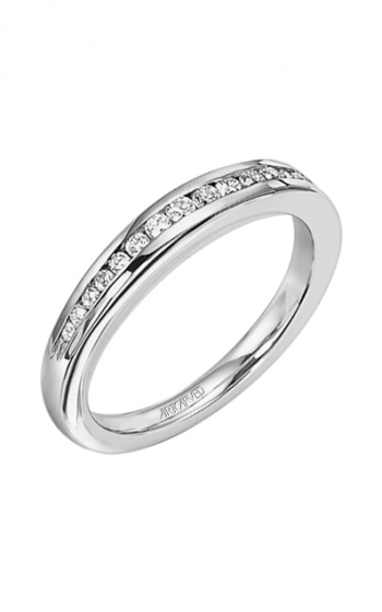 ArtCarved Classic Wedding band 31-V166W-L product image