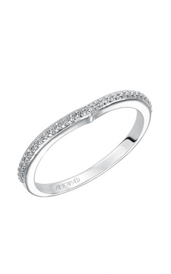 ArtCarved Classic Wedding band 31-V210W-L product image