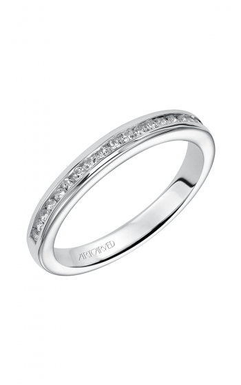 ArtCarved Classic Wedding band 31-V221W-L product image
