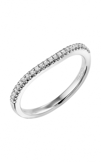 ArtCarved Classic Wedding band 31-V300W-L product image