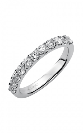 ArtCarved Classic Wedding band 31-V371W-L product image
