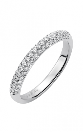 ArtCarved Classic Wedding band 31-V378W-L product image