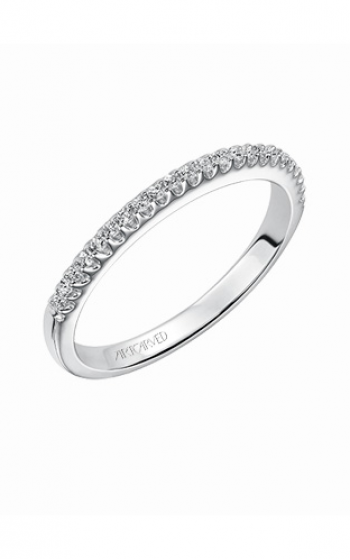 ArtCarved Classic Wedding band 31-V380W-L product image