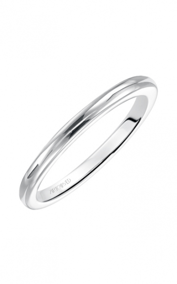ArtCarved Classic Wedding band 31-V407W-L product image