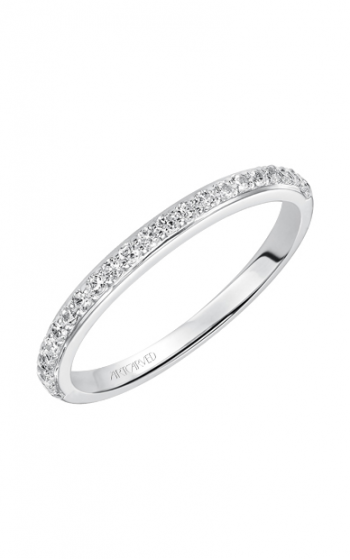 ArtCarved Classic Wedding band 31-V429W-L product image