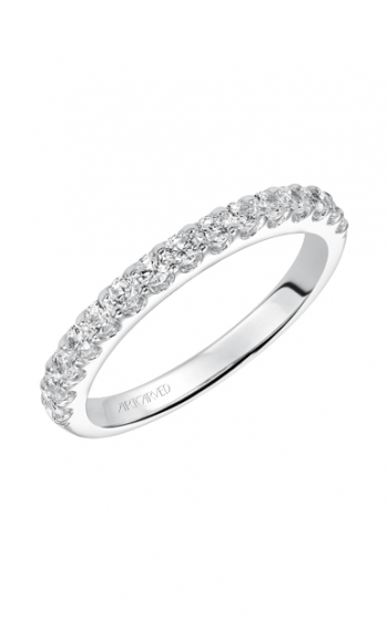 ArtCarved Classic Wedding band 31-V439W-L product image