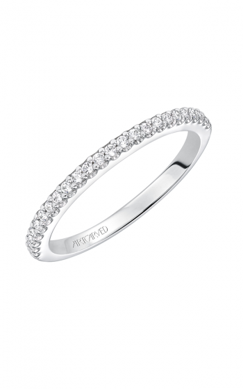 ArtCarved Classic Wedding band 31-V574W-L product image