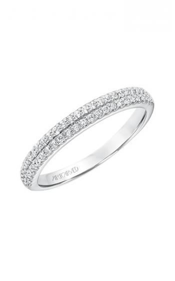 ArtCarved Classic Wedding band 31-V607W-L product image