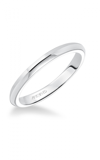 ArtCarved Classic Wedding band 31-V613W-L product image