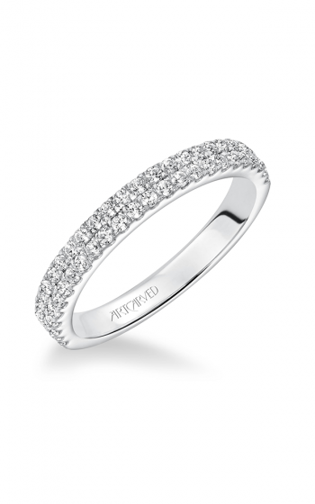 ArtCarved Classic Wedding band 31-V619W-L product image
