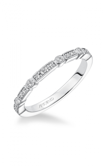 ArtCarved Classic Wedding band 31-V641W-L product image